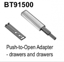 BT91500 Push to Open with Linear Plate - Builder's Pack
