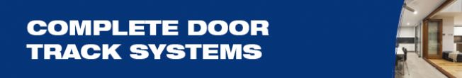 Complete Door Track Systems