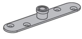 AW21600 Roller Guide