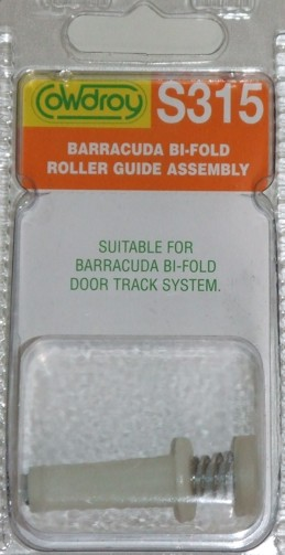 S31500 Barracuda Top Guide Assembly Pack