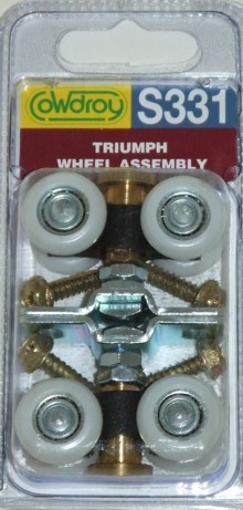 S33100 Triumph Wheel Assemblies Pack