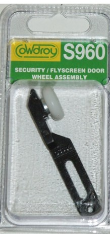 S96000 Universal Security/Flyscreen Race Assembly