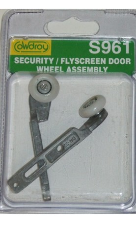 S96100 Security/Flyscreen Race Assembly Set