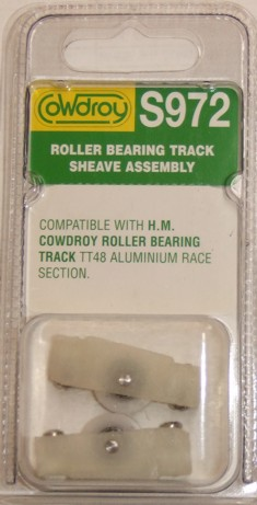 S97200 Roller Bearing Concave Wheel Sheave