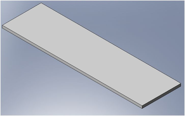 Shelvit Timber Shelf - 600mm