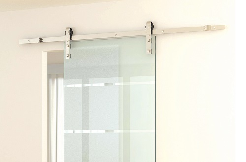 TT26020 Exposed 90 Sliding Door Track Set